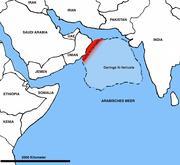 Das Arabische Meer ist ein Teil des Indischen Ozeans und grenzt an de Länder Indien, Pakistan, Oman und Somalia. Manfred Schlösser, Max-Planck-Institut für Marine Mikrobiologie