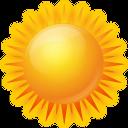 Deutschlandwetter im Frühling 2012
