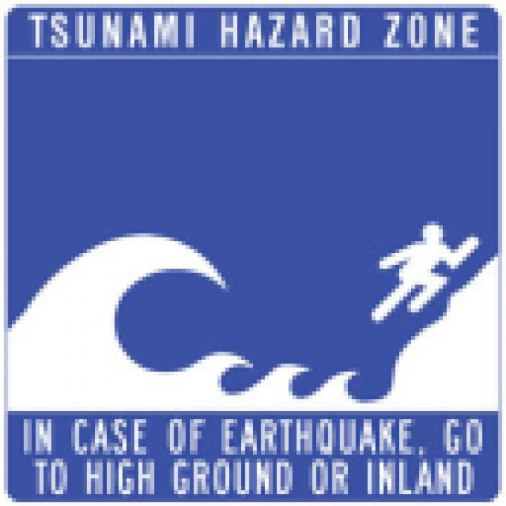 Bislang größtes Tsunami-Trümmerteil aus Japan angeschwemmt