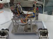 VBB-Seismometer wie dieser Prototyp werden für ihren Mond- und Marseinsatz derzeit am Black Forest Observatorium getestet Foto: Rudolf Widmer-Schnidrig
