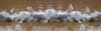 Überschwemmungen in der Region Emilia-Romagna in Italien
