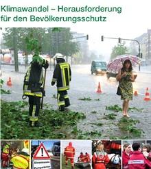 Auswirkungen des Klimawandels Quelle: BBK