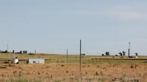 Im Denver-Julesburg Basin im US-Bundesstaat Colorado haben die Innsbrucker Wissenschaftler eine Messstation eingerichtet. Armin Wisthaler