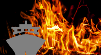 Brennende Fähre: Viele Menschen warten noch auf Ihre Rettung
